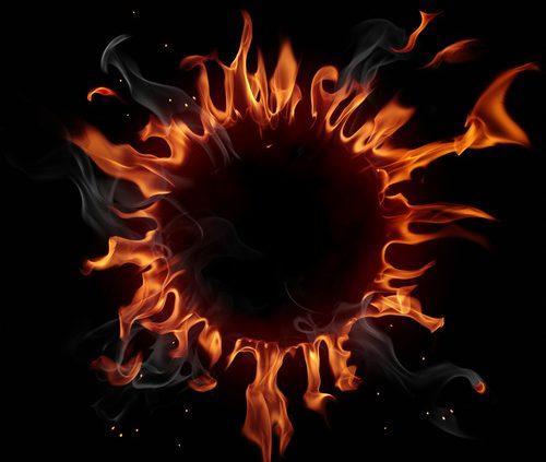 Mateja Vavtar, Bled, delavnice, Ognjeni krog, matrica prostora in časa, sončni mrk